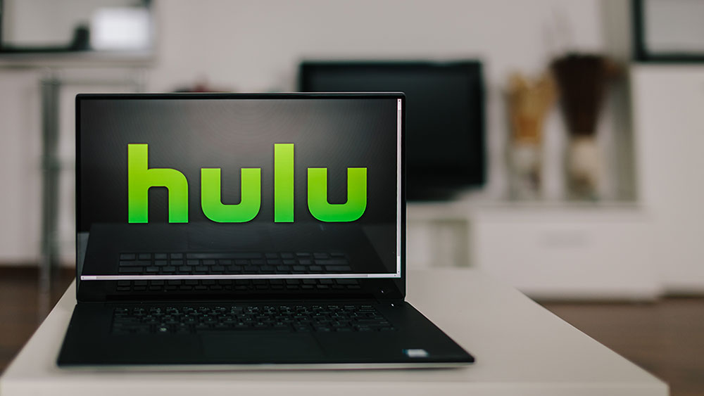 (lculig/Shutterstock.com) Biz03-hulu-022316-shutterstock DECEMBER 20 2015: Hulu logo on modern laptop screen. Hulu is an American online company and partially ad-supported streaming service.